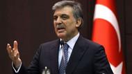 Abdullah Gül aday olacak mı? Nihayet sessizliğini bozuyor!