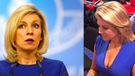 ABD ve Rusya'nın dikkat çeken sözcüleri!