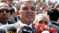 Abdullah Gül'den AK Parti'ye 4 kritik mesaj