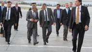 Abdullah Gül babasını ziyaret için Kayseri'de