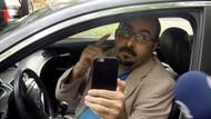 FETÖ firarisi Emre Uslu Virginia'da görüntülendi AA muhabirini tehdit etti