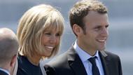 Fransa'nın yeni First Lady'si Brigitte Macron! Eşinden 24 yaş büyük