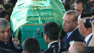 Gül'ün babasının cenaze töreninde neler yaşandı