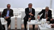 Ahmet Türk ve Sırrı Sakık'tan Abdullah Gül'e taziye