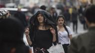 İstanbul'dan yağmur manzaraları... Aniden bastırdı