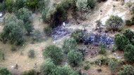 Son dakika: TSK 13 şehit verdiğimiz helikopter kazasıyla ilgili yeni görüntü paylaştı!