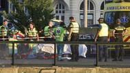 Hollanda'da araç yayalara çarptı: 8 yaralı