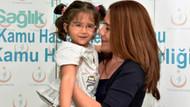 Dr. Giray, 3 aylıkken gördüğü Elif Sude'nin 4 yıldır manevi annesi