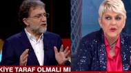 Canan Barlas'ın kötü haber sözünü Ahmet Hakan kullansaydı kıyamet kopmaz mıydı?