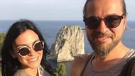 Neslişah-Engin Altan Düzyatan çiftinin İtalya tatili