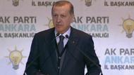 Erdoğan: 2019'a kadar kapısını çalmadık ev bırakmadan çalışmalıyız