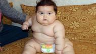 8 aylık bebek 20 kilo oldu
