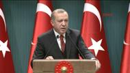 Cumhurbaşkanı Erdoğan: Tarih yazıyorsunuz!