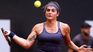 Milli tenisçi Başak Eraydın çeyrek finalde