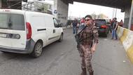 İstanbul Polisi'nden Esenler Otogarı'nda hava destekli uygulama