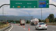Dikkat! Bolu yolu 21 Haziran'a kadar kapalı