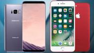 En çok satan hangisi: iPhone mu Samsung Galaxy mi?