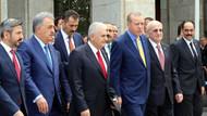Erdoğan'ın, meclisteki makam odası belli oldu