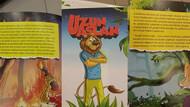 15 Temmuz çocuk kitabında: Uzun Aslan çakallara karşı!
