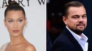Bella Hadid Leonardo DiCaprio'yu redetti