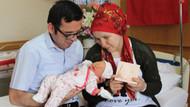 3 boyutlu bebek doğdu