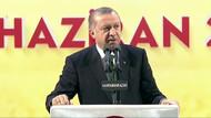 Erdoğan'dan CHP'ye: Bu iftirayı ispatlayamazsanız, alçaksınız!