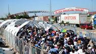 Bayram için ülkesine dönen Suriyelilerin sayısı şok etti!