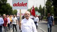 Erdoğan'a, Partili Cumhurbaşkanı olduktan sonra en ağır darbe Adalet Yürüyüşü oldu