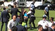 ABD'de Erdoğan karşıtı protestocuları darp eden kişiye 19 yıl hapis
