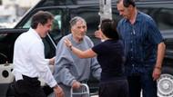 Mafya babasına 100 yaşında tahliye