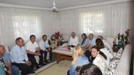 Kemal Kılıçdaroğlu 15 Temmuz Şehidinin ailesini ziyaret etti