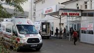 Elazığ'da teröristlerle çatışma: 1 asker şehit, 1 yaralı