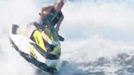 Jet ski kazası geçiren Ali Ağaoğlu ölümden döndü