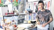 Diriliş Ertuğrul'un Tüccar Hasan'ı Fırat Topkorur dondurmacı oldu