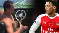 Mesut Özil, Acun Ilıcalı'nın teknesinde keyif yapıyor