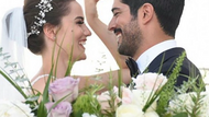 Burak Özçivit ve Fahriye Evcen evlendi