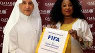 Qatar Airways 2022'ye kadar FIFA'nın ana sponsoru... 2018 Dünya Kupası ne olacak?