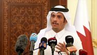 Son dakika: Katar Dışişleri Bakanı Al Sani: Diyaloğa ve oturup konuşmaya hazırız