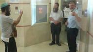 Fanatik Yahudilerden Al Jazeera ofisine baskın!