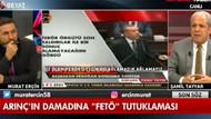 Şamil Tayyar: 17 Aralık'tan sonra Arınç iyi bir sınav veremedi