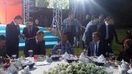Erdoğan ve Gül tugayda birlikte iftar yaptı