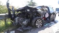 Kazada yaralanan sürücü 10 gün sonra öldü