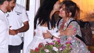 Deniz Seki ve Adriana Lima'nın dikkat çeken samimiyeti