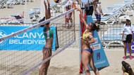 Kadınlar Plaj Voleybolu maçları Nefes kesti