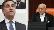 15 Temmuz oturumunda polemik; HDP: Eş başkanlarımız tutsak edildi TBMM Başkanı: Anarşizme izin yok
