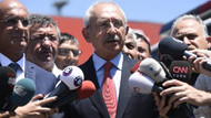 Son dakika haberler: Kılıçdaroğlu'nun konuşması iptal edildi, gece yapılacak törene katılmıyor