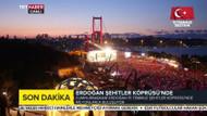 Son dakika: Milyonlar 15 Temmuz Şehitler Köprüsü'nde.. CANLI YAYIN