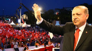 Erdoğan: 15 Temmuz gecesi Kılıçdaroğlu tankların korumasında havalimanından kaçtı