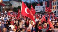 Erdoğan'ın Kısıklı'daki evi önünde demokrasi nöbeti