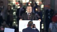Erdoğan: Tankı yumrukla durduran bir millet yok